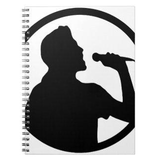 Karaoke Notebook