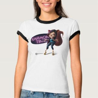 Karaoke Squirrel T-Shirt