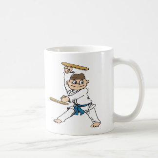 Karate-Boy Coffee Mug