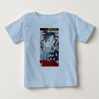 Karate chop shark baby T-Shirt