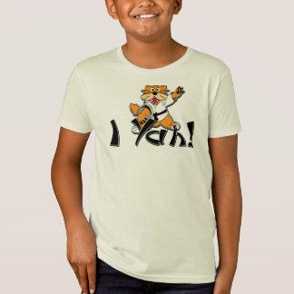 Karate Chopping Cat T-Shirt