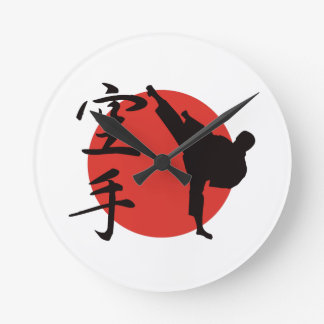 Karate Clocks