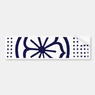 Karate Headband Bumper Sticker
