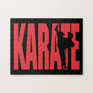 Karate Jigsaw Puzzle