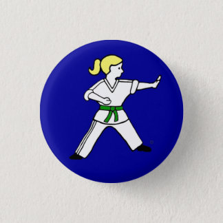 Karate Kid 12 Button