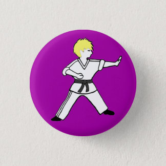 Karate Kid 7 Button