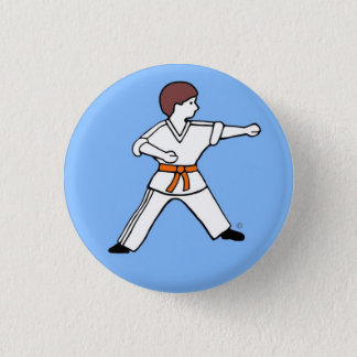 Karate Kid 9 Button