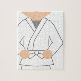Karate Kid Jigsaw Puzzle