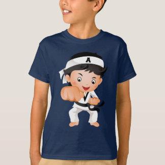 Karate Kids Dark Tee Shirt