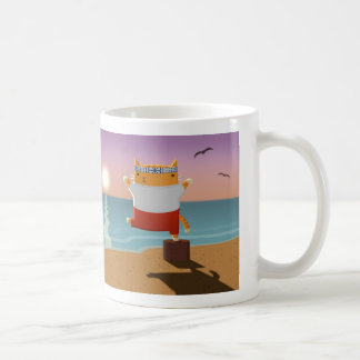 Karate Kitty! Coffee Mug