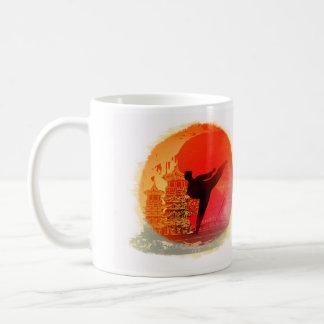 karate man Mug