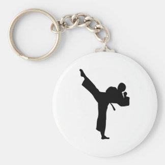 Karate Martial Arts Keychain