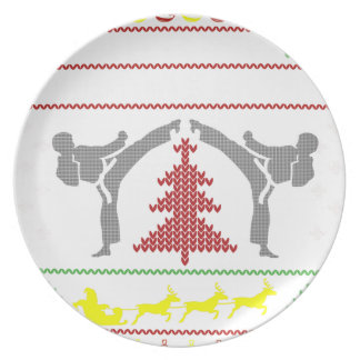 karate plate
