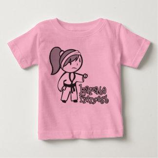 Karate Princess Baby T-Shirt
