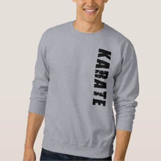 Karate Sweatshirt