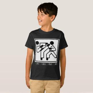 Karate Tee Shirt PIMA