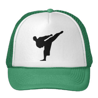 Karate Trucker Hat