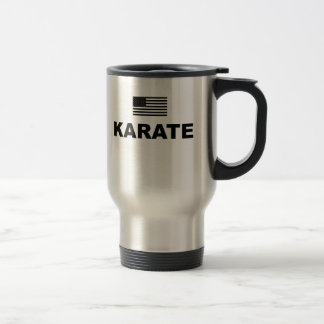 Karate USA Travel Mug