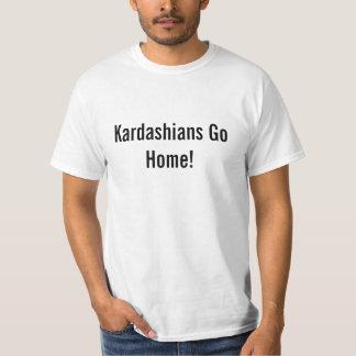 Kardashians Go Home T-Shirt