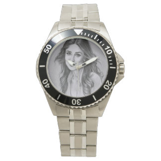 Kareena Kapoor Stainless Steel Bracelet Wristwatches