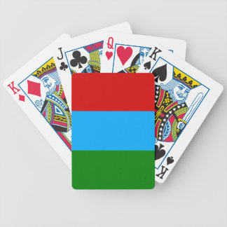 Karelia Flag Bicycle Playing Cards