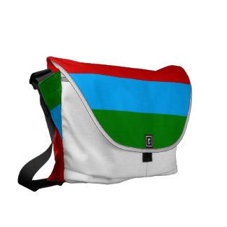 Karelia Flag Messenger Bag