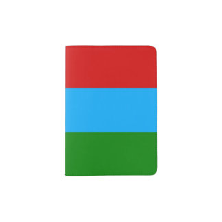 Karelia Flag Passport Holder