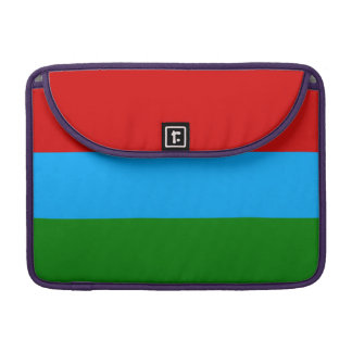 Karelia Flag Sleeve For MacBooks