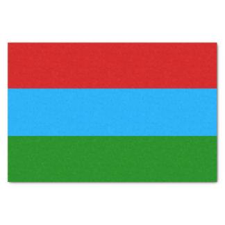 Karelia Flag Tissue Paper