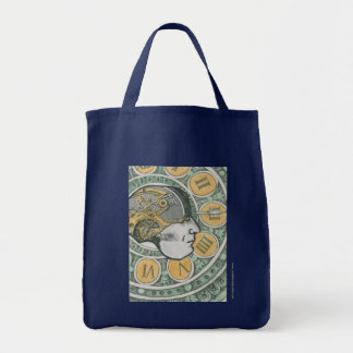 Karen Keane Mechanical ACEO Challenge Tote Bag
