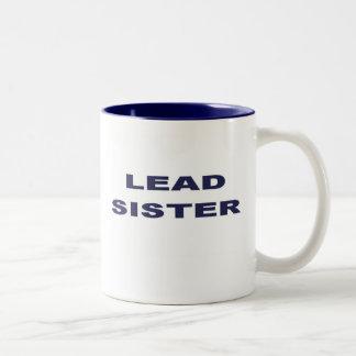 Karen Lead Sister Coffee Mug
