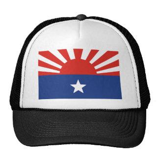 Karen National Liberation Army Flag Mesh Hats