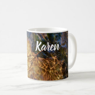 Karen Photographic Nature Art Coffee Mug
