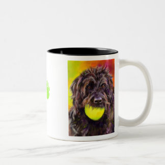 Karen Reed's Maggie Two-Tone Coffee Mug
