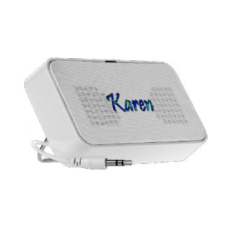 Karen iPhone Speaker
