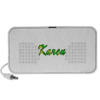 Karen Mini Speaker
