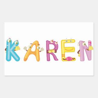 Karen Sticker
