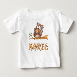 Karie Owl Baby T-Shirt