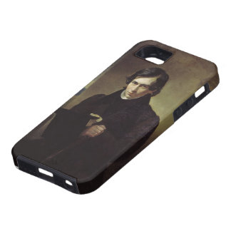 Karl Bryullov- Portrait of the Poet and Playwright iPhone 5 Covers