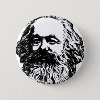 Karl Marx - Communism 2 Inch Round Button