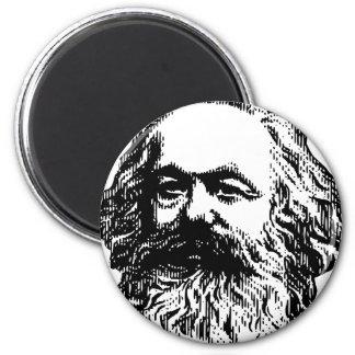 Karl Marx - Communism Magnet