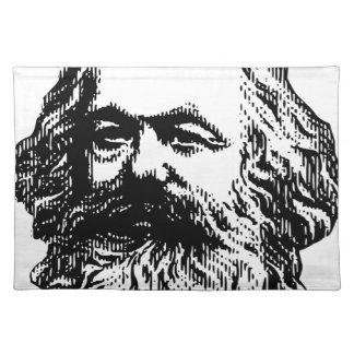 Karl Marx - Communism Placemat