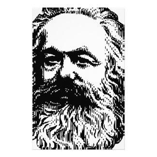 Karl Marx - Communism Stationery