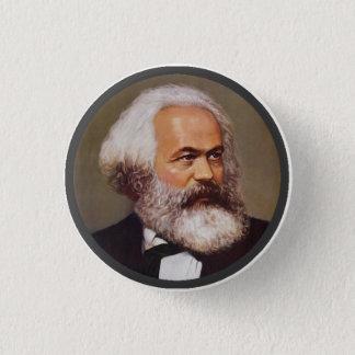 Karl Marx - Lapel Pin