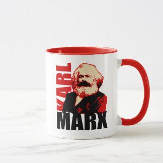 Karl Marx Portrait, Socialist Mug