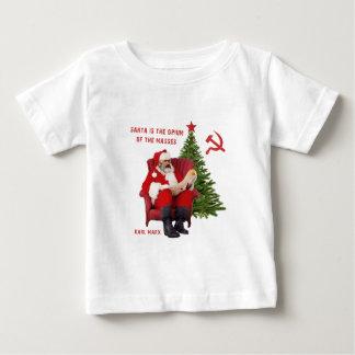 Karl Marx Santa Baby T-Shirt