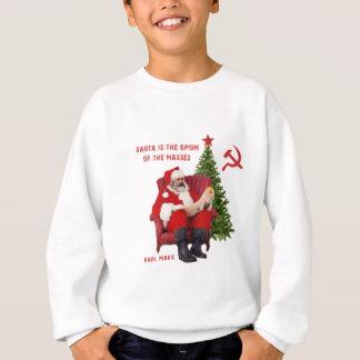 Karl Marx Santa Sweatshirt