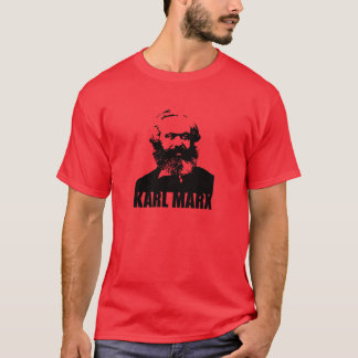 Karl Marx Socialist Communist Revolution TShirt
