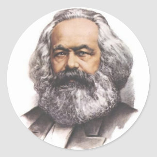 Karl Marx Stickers