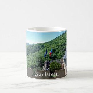 Karlstejn Castle. Landscape. Coffee Mug